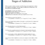019 Plan Template Relapse Prevention Awesome Worksheet Substance For Substance Abuse Triggers Worksheet