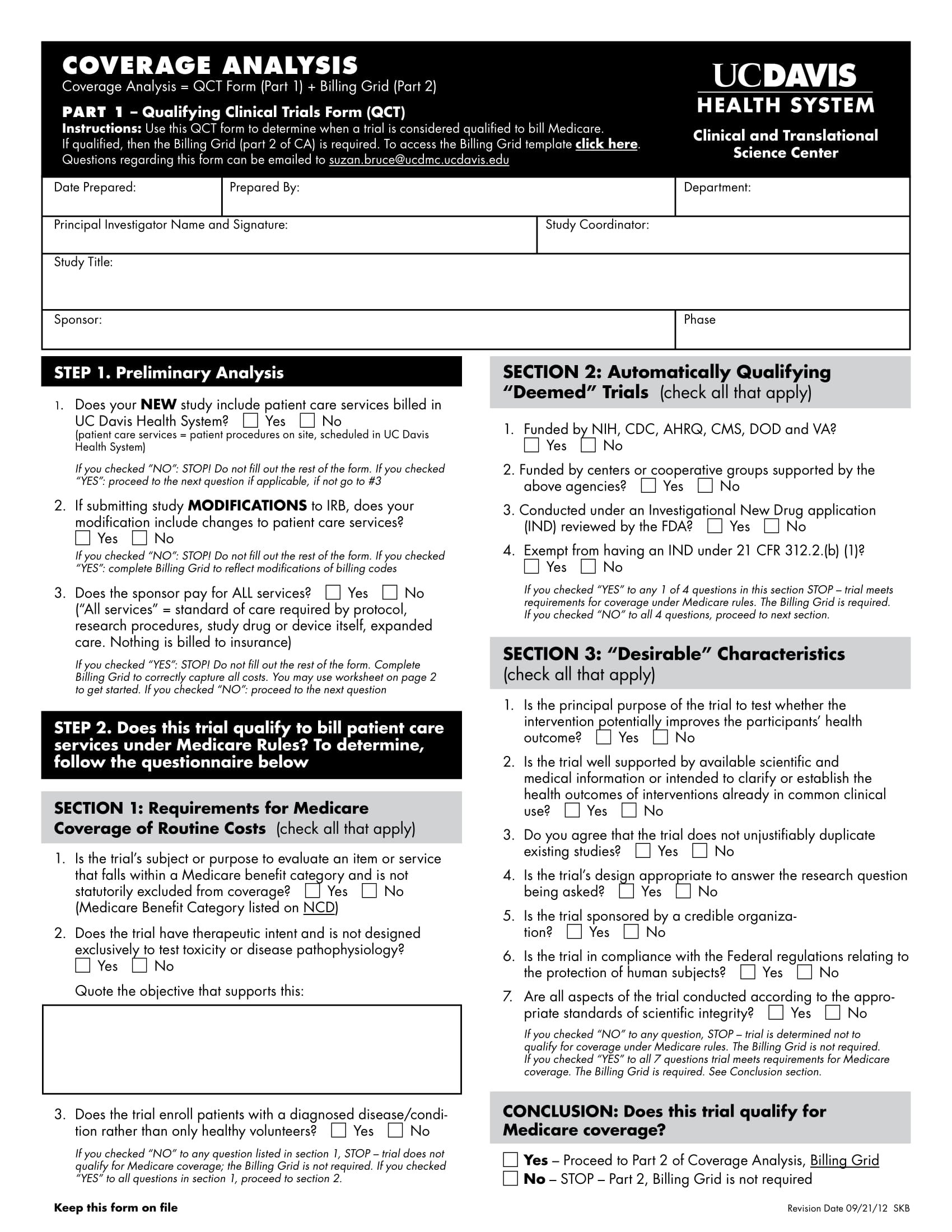 10 Medicare Coverage Analysis Examples  Pdf  Examples Also Medicare Coverage Analysis Worksheet