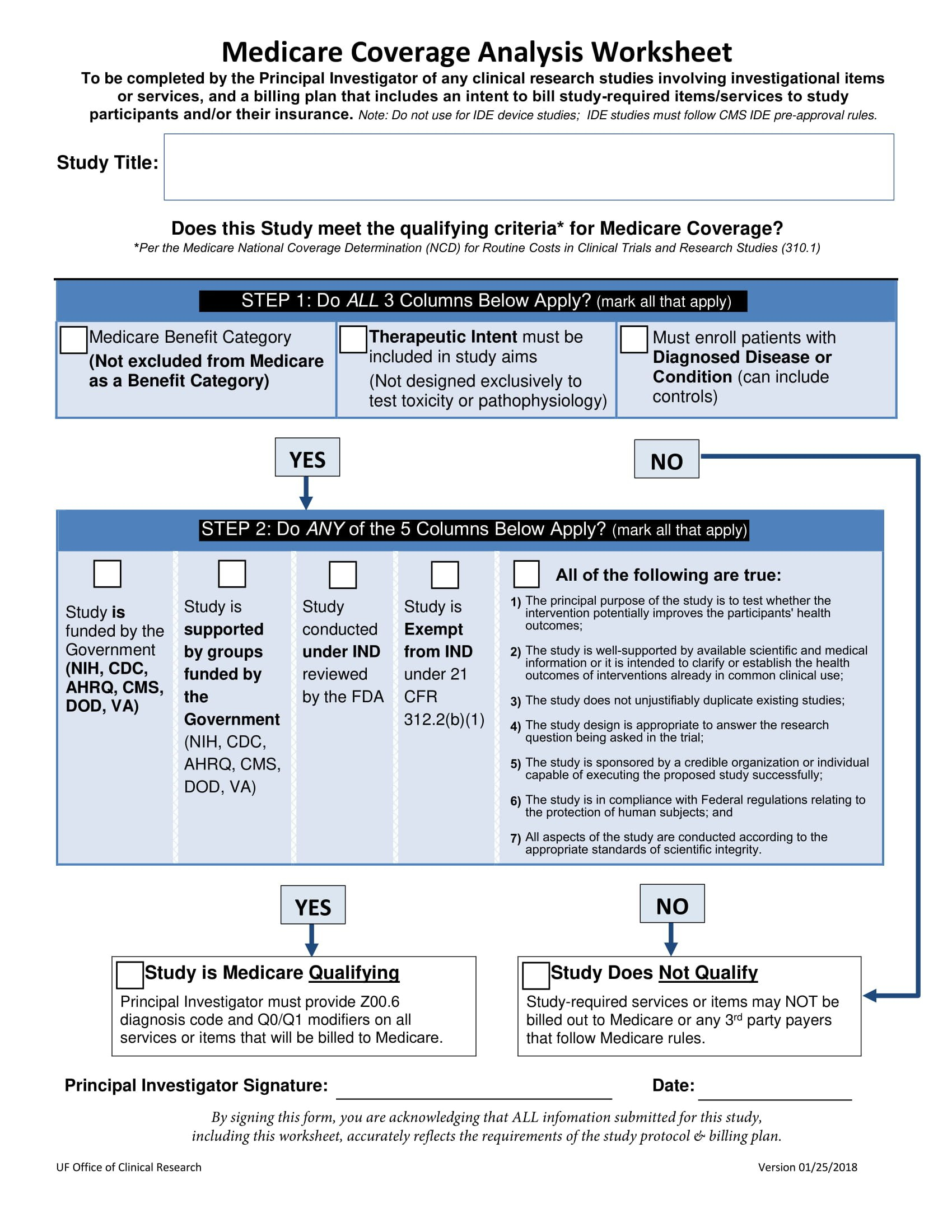 10 Medicare Coverage Analysis Examples  Pdf  Examples Or Medicare Coverage Analysis Worksheet
