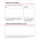 11 Career Action Plan Examples  Pdf Word  Examples Regarding Career Planning Worksheet