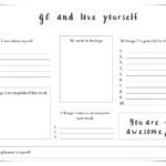 12 Tips How To Improve Self Love  Free Worksheet  Valeriehusemann Also Self Esteem And Self Worth Worksheets