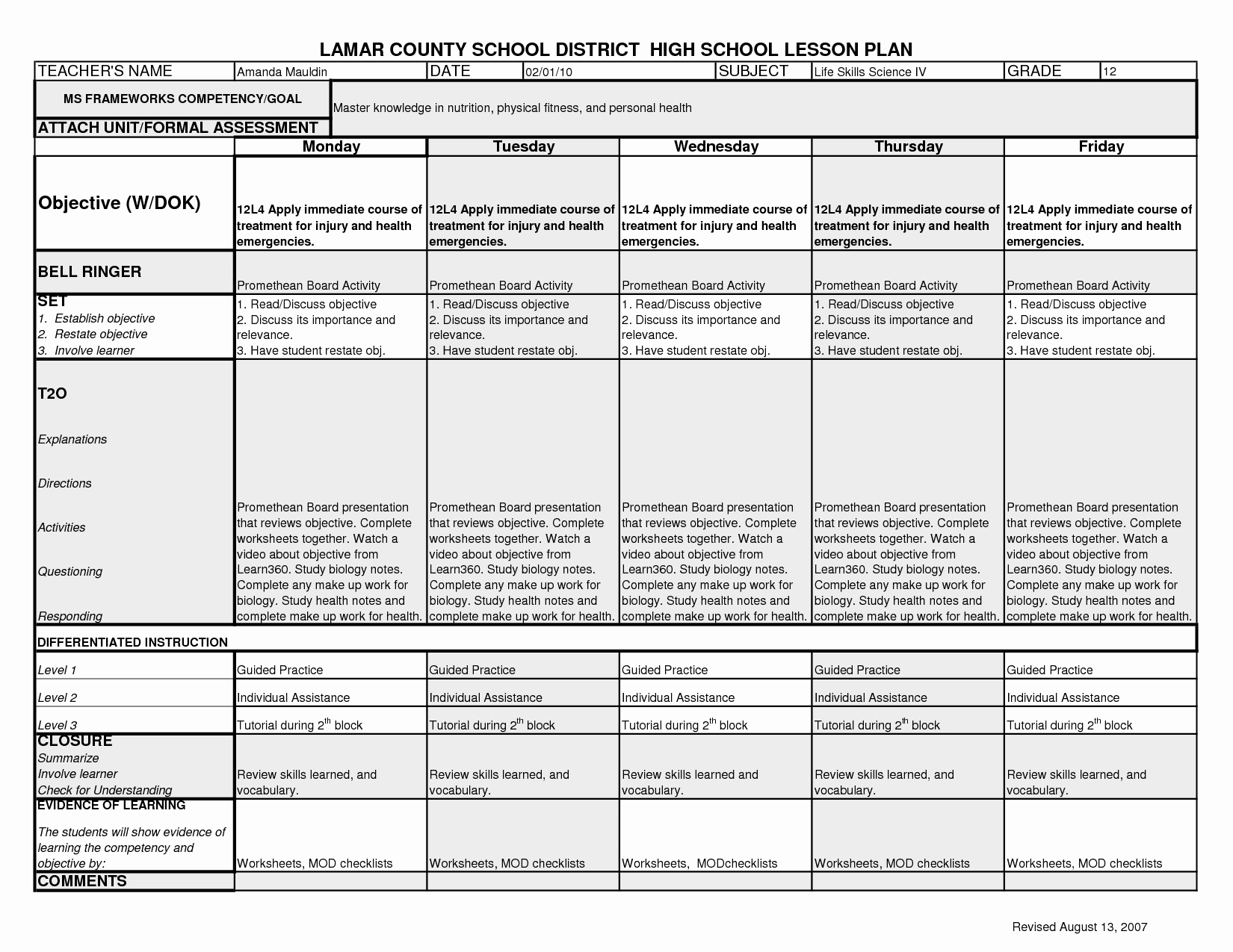 20 Nutrition Worksheets For Middle School – Diocesisdemonteria Together With Nutrition Worksheets For High School