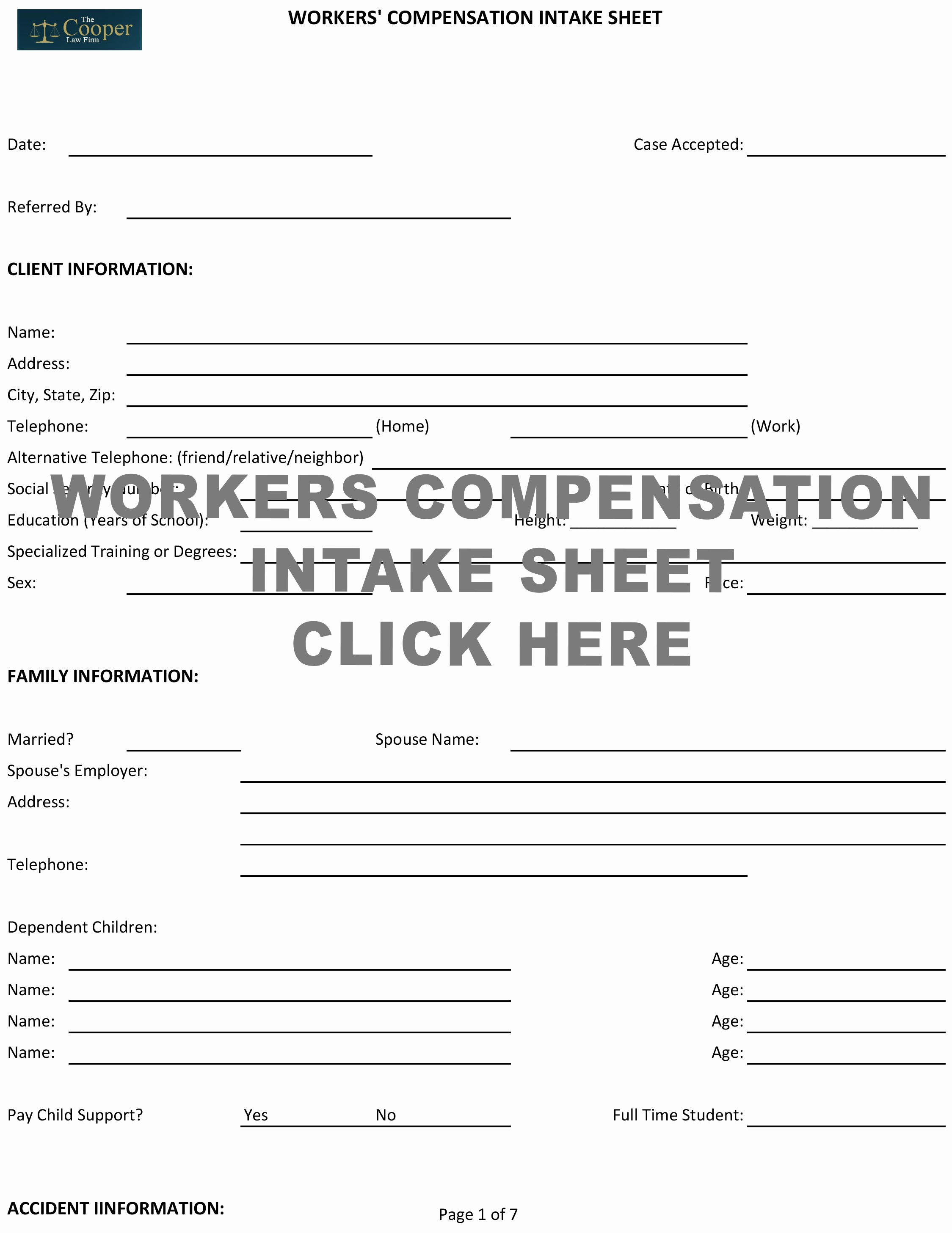 20 Workers Compensation Worksheet – Diocesisdemonteria For Workers Compensation Reserve Worksheets