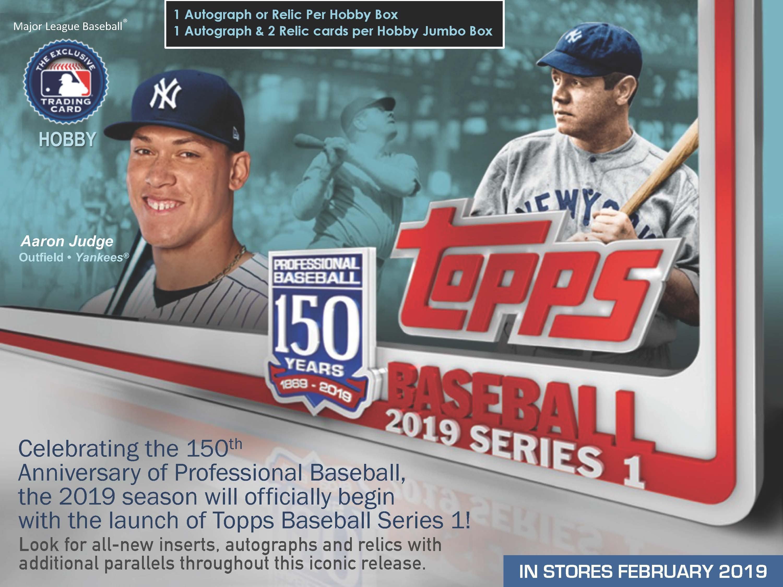 2019 Topps Series 1 Baseball Cards Checklist   The Flagship Set Returns! Regarding Baseball Card Checklist Spreadsheet