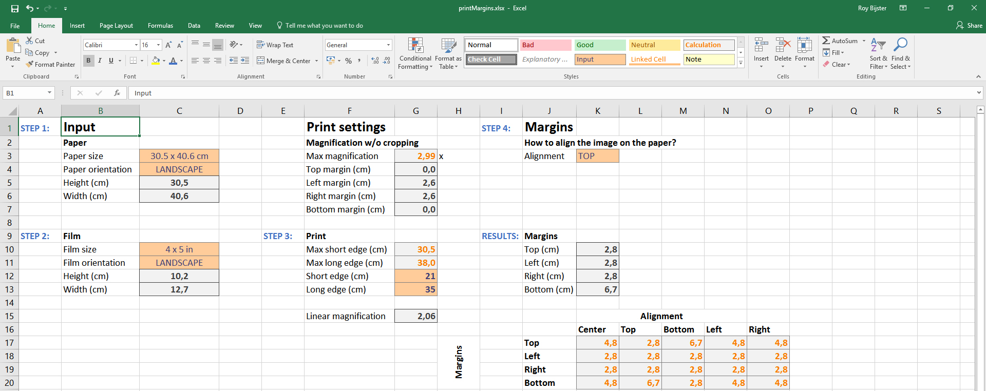 Blank Excel Spreadsheet For Photographers And Excel Spreadsheet For Photographers Printable