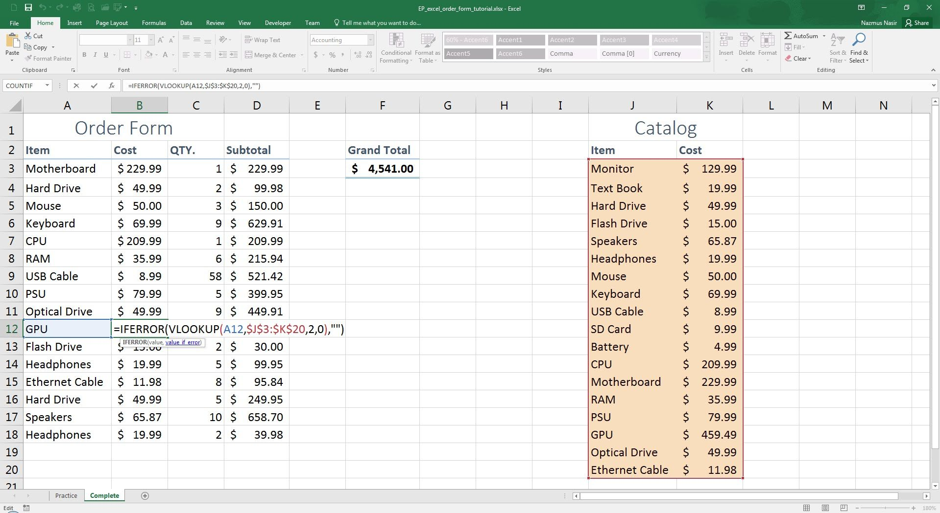 Blank Excel Userform Spreadsheet Control To Excel Userform Spreadsheet Control Letters