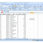 Blank Sample Spreadsheet Data Within Sample Spreadsheet Data Sample