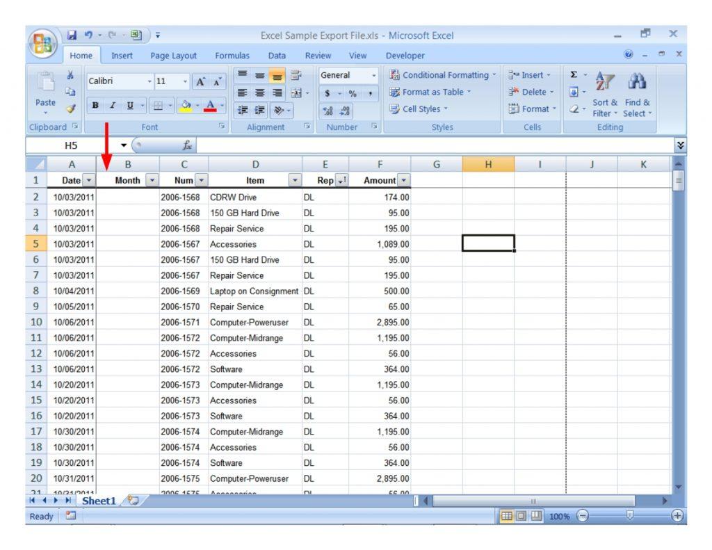 Blank Sample Spreadsheet Data within Sample Spreadsheet Data Sample