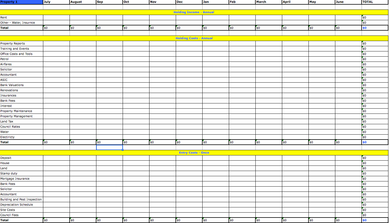 Blank Tax Excel Spreadsheet Template Within Tax Excel Spreadsheet Template Letter