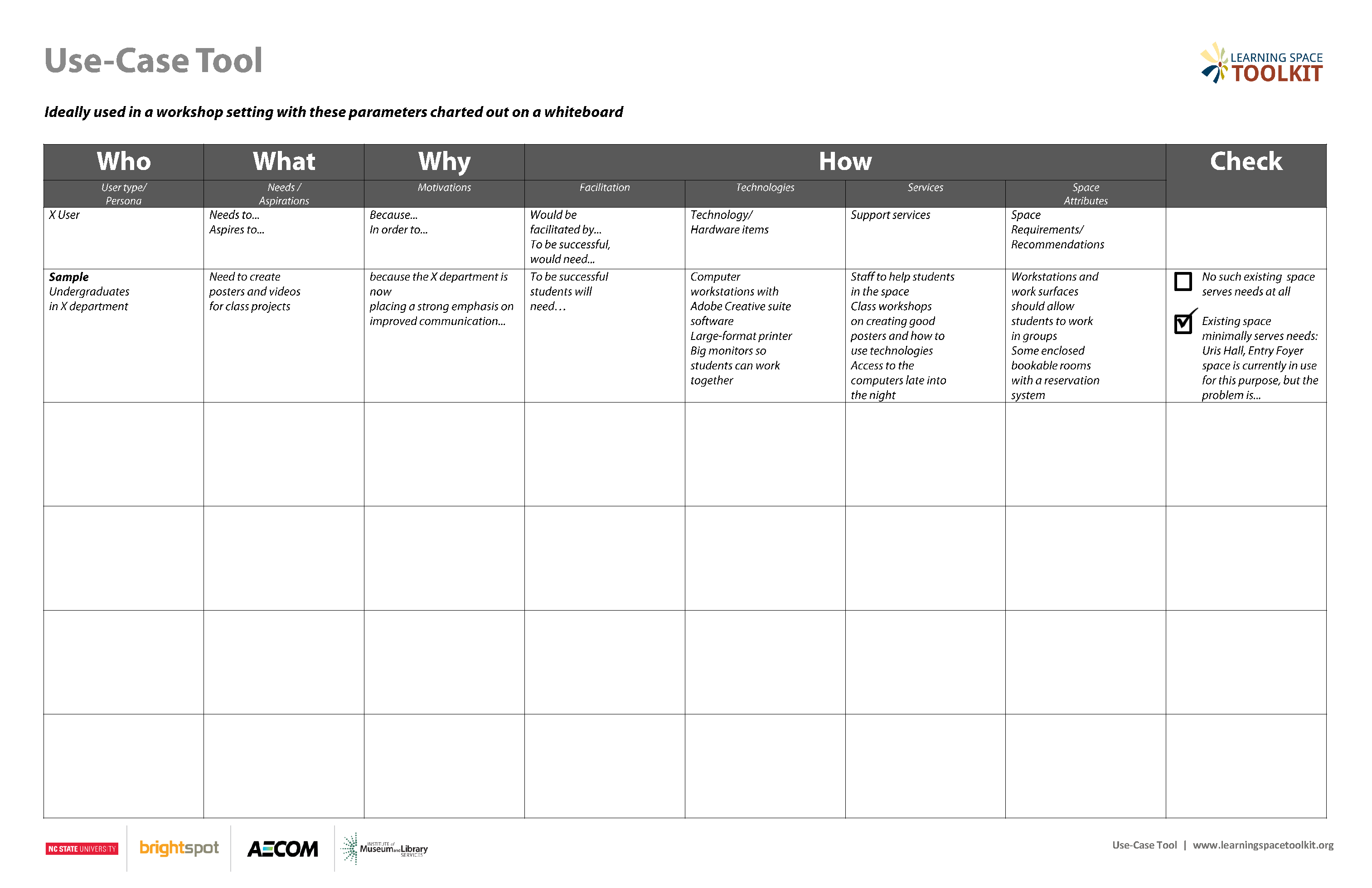 Blank Use Case Template Excel In Use Case Template Excel In Excel