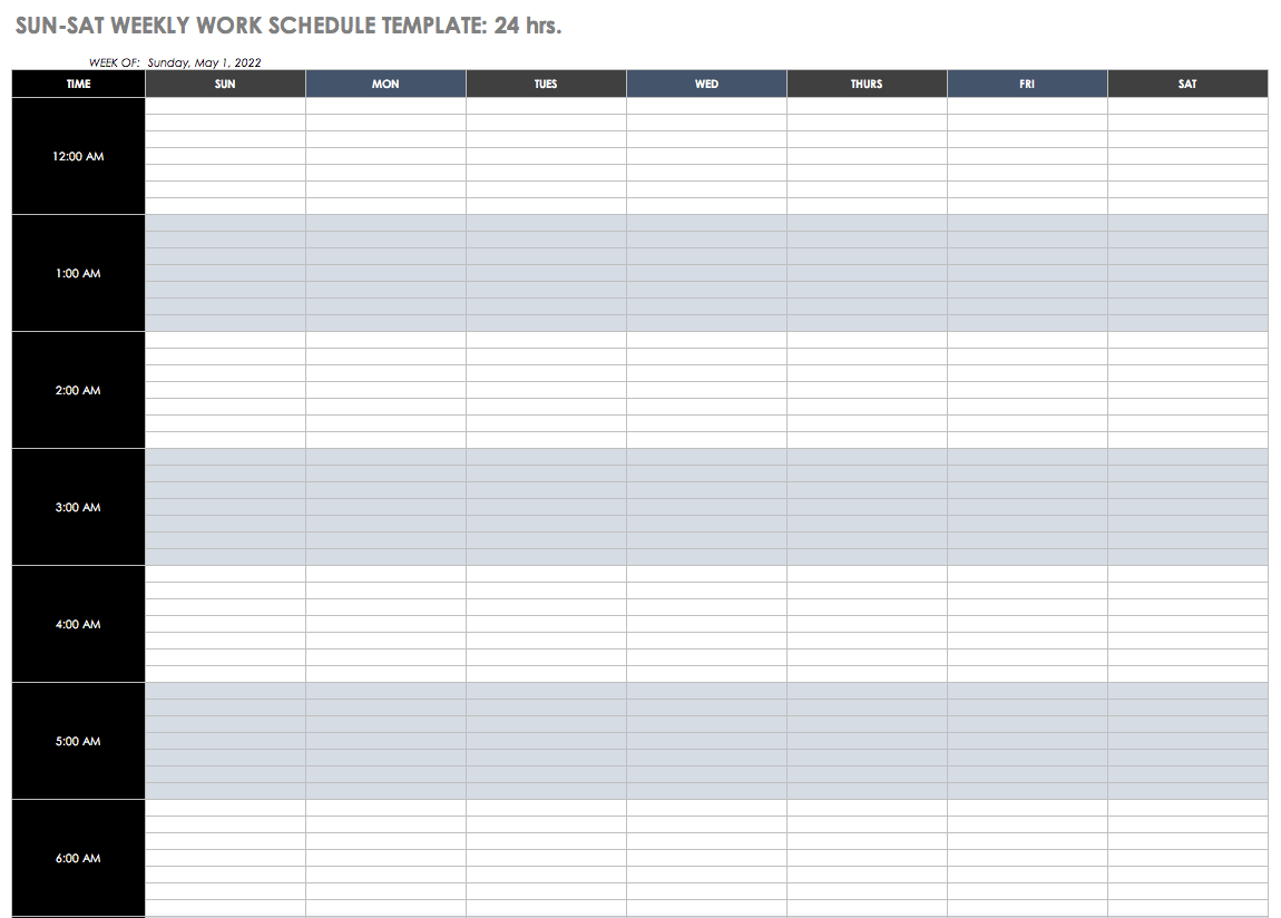 Document Of 24 7 Shift Schedule Template Excel With 24 7 Shift Schedule Template Excel Templates