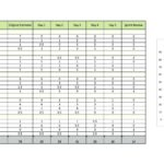 Document Of Best Project Tracker Excel Template for Best Project Tracker Excel Template Example