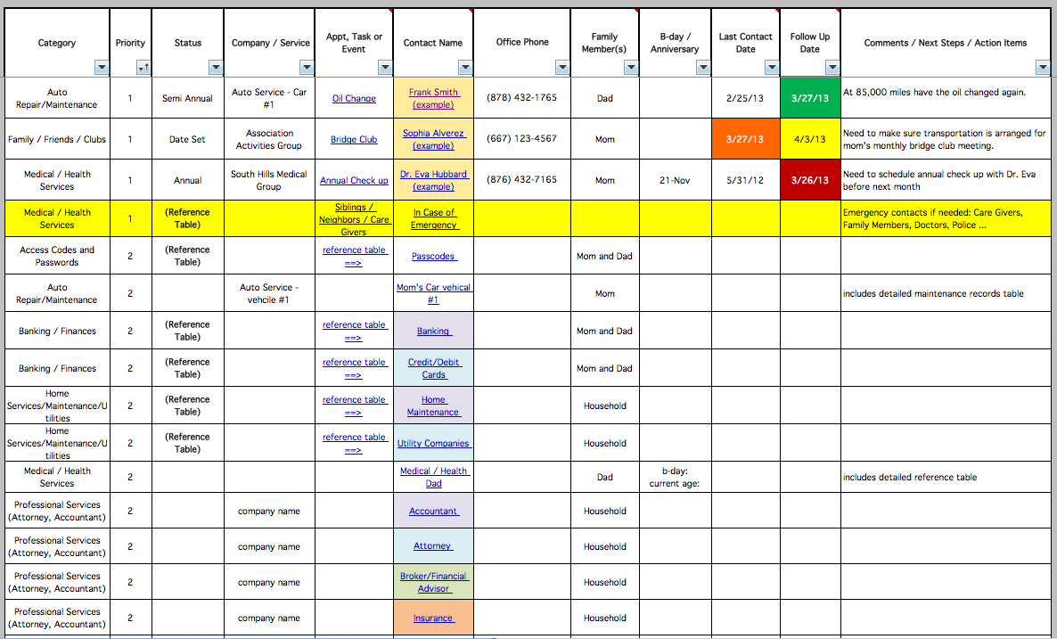 Document Of Multiple Project Management Template Excel In Multiple Project Management Template Excel Printable