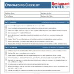 Document Of Onboarding Template Excel throughout Onboarding Template Excel xls