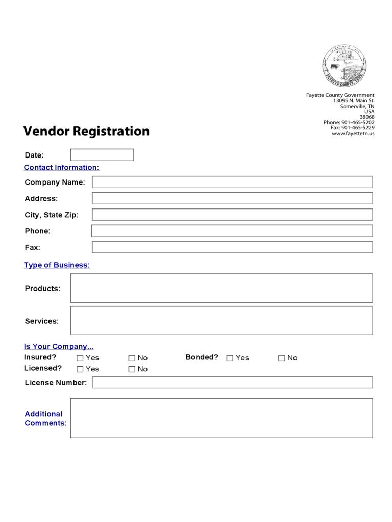 Document Of Registration Form Template Excel Throughout Registration Form Template Excel In Excel