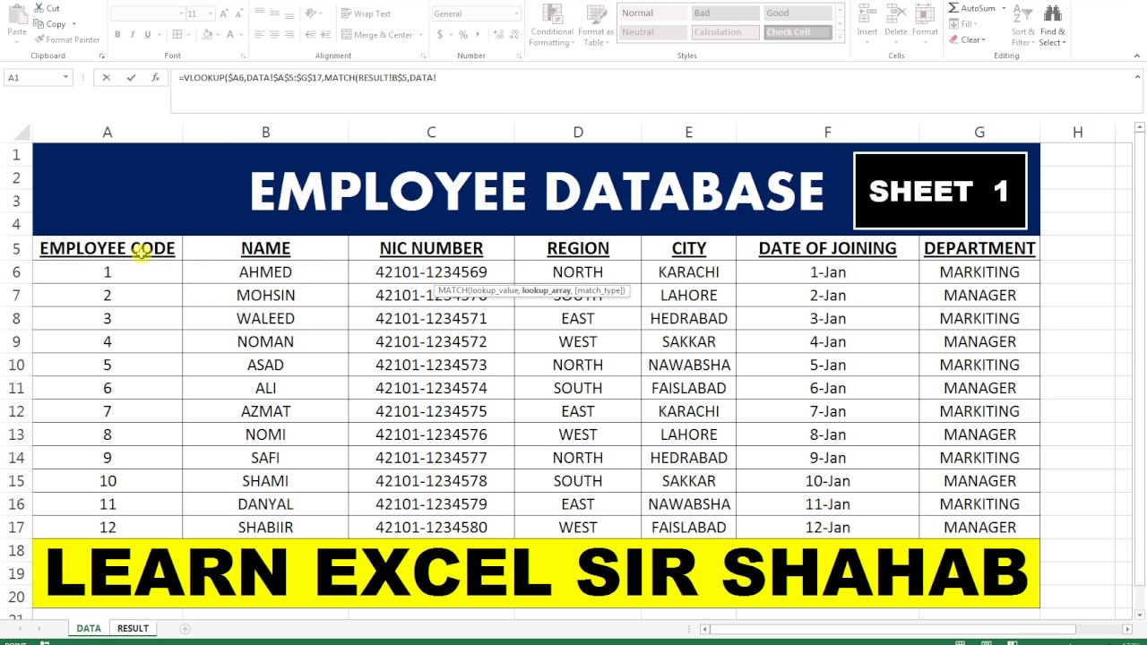 Documents Of Employee Database Excel Template Throughout Employee Database Excel Template Free Download