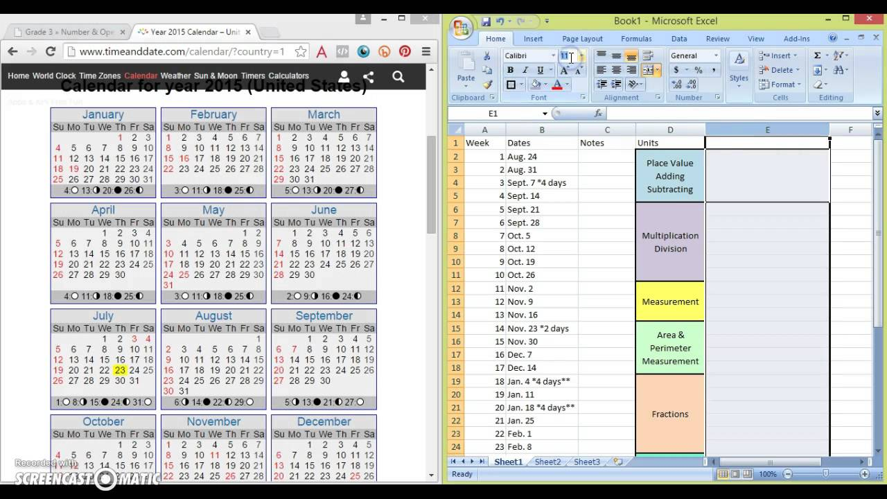 Documents Of Excel Curriculum Template Within Excel Curriculum Template Sample