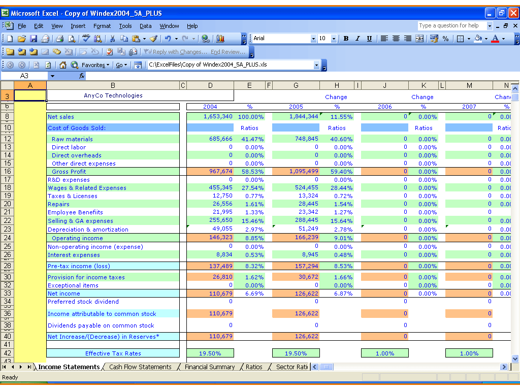 Documents Of Excel Report Templates Within Excel Report Templates Letters