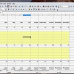Documents Of Monthly Budget Worksheet Excel Intended For Monthly Budget Worksheet Excel Document