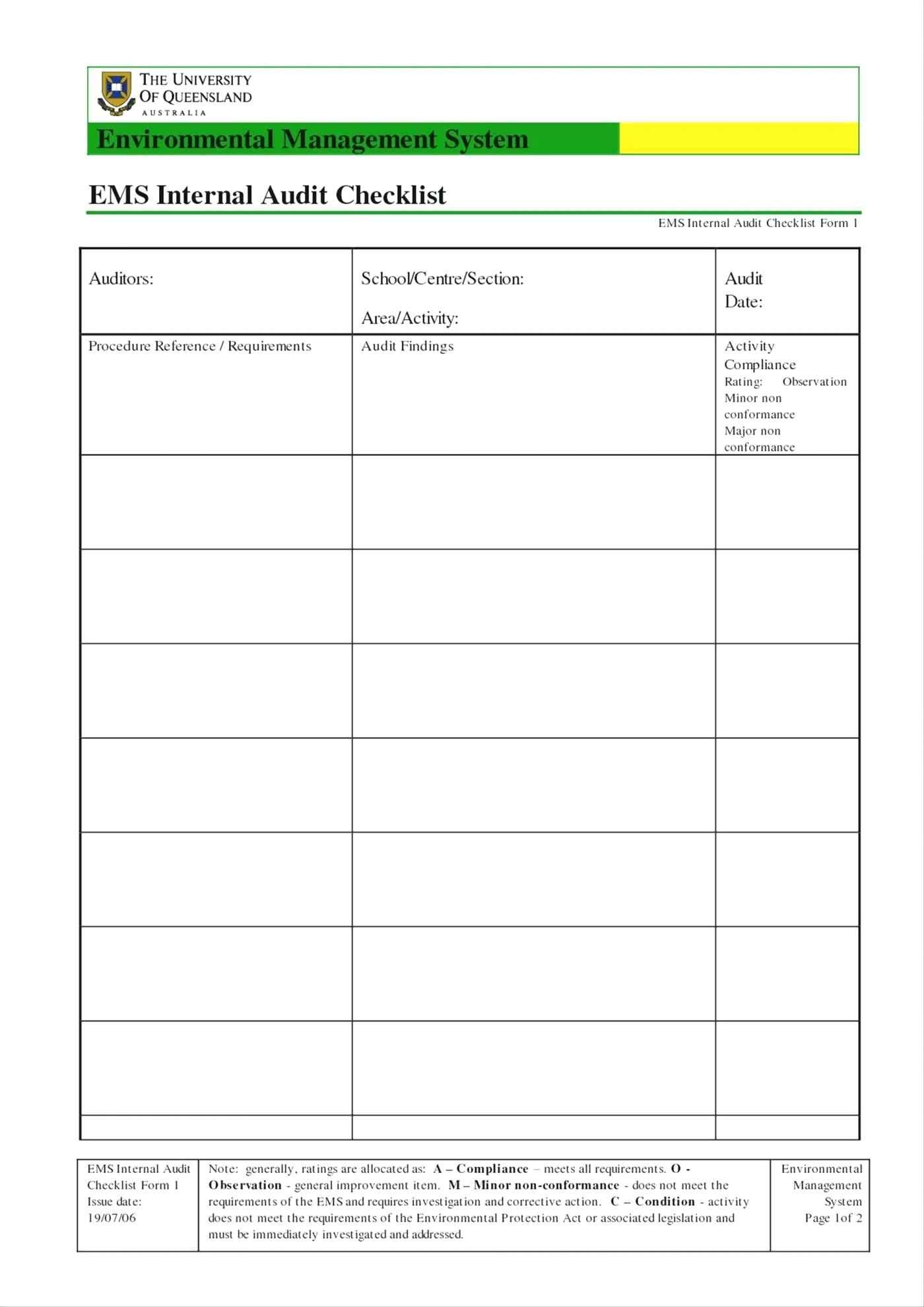 Documents Of Reliability Centered Maintenance Excel Template In Reliability Centered Maintenance Excel Template For Personal Use