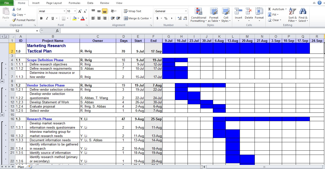 Download Business Plan Template Excel With Business Plan Template Excel In Workshhet