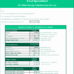Download Dcf Excel Template for Dcf Excel Template Templates