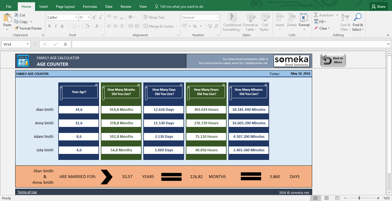 Download Excel Calculator Template In Excel Calculator Template Printable