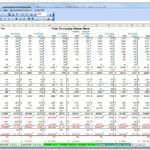 Download Personal Financial Plan Template Excel Inside Personal Financial Plan Template Excel In Workshhet