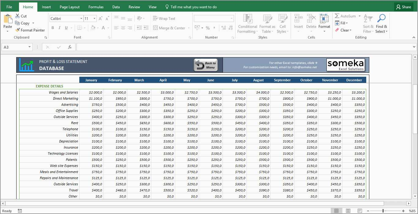 Download Sampop Excel Template Within Sampop Excel Template Examples