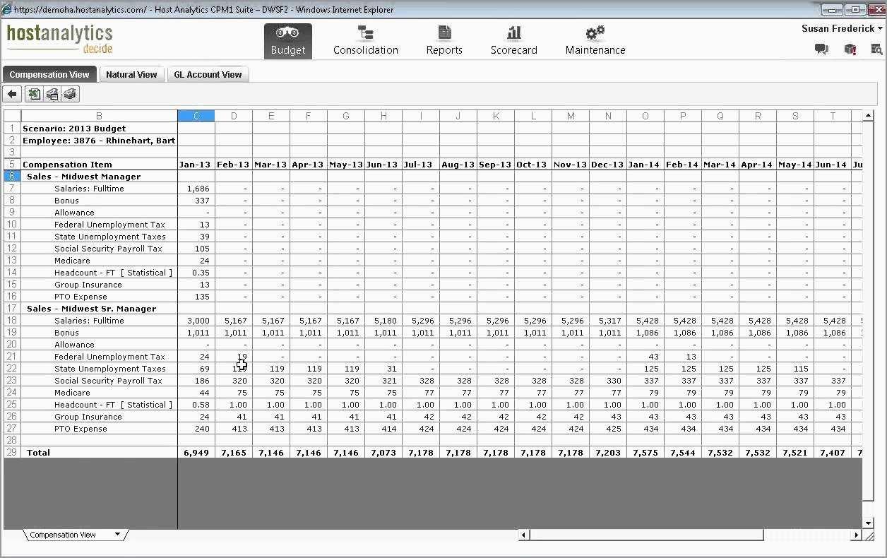 Download Workforce Capacity Planning Spreadsheet Inside Workforce Capacity Planning Spreadsheet Template