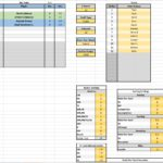 Example Of Fantasy Football Draft Excel Spreadsheet 2019 Throughout Fantasy Football Draft Excel Spreadsheet 2019 In Workshhet