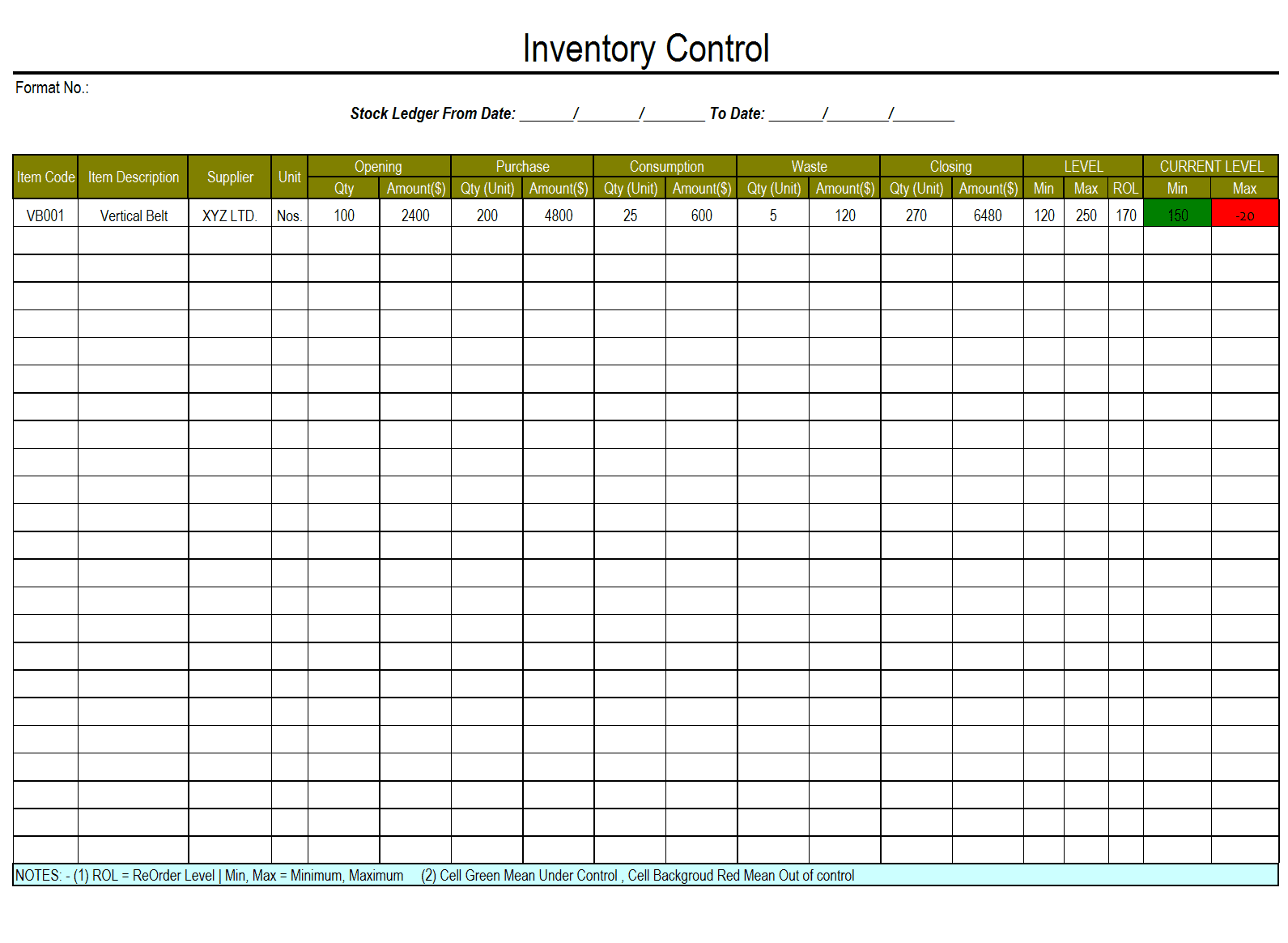 Example Of Inventory Spreadsheet Template Excel To Inventory Spreadsheet Template Excel For Google Spreadsheet