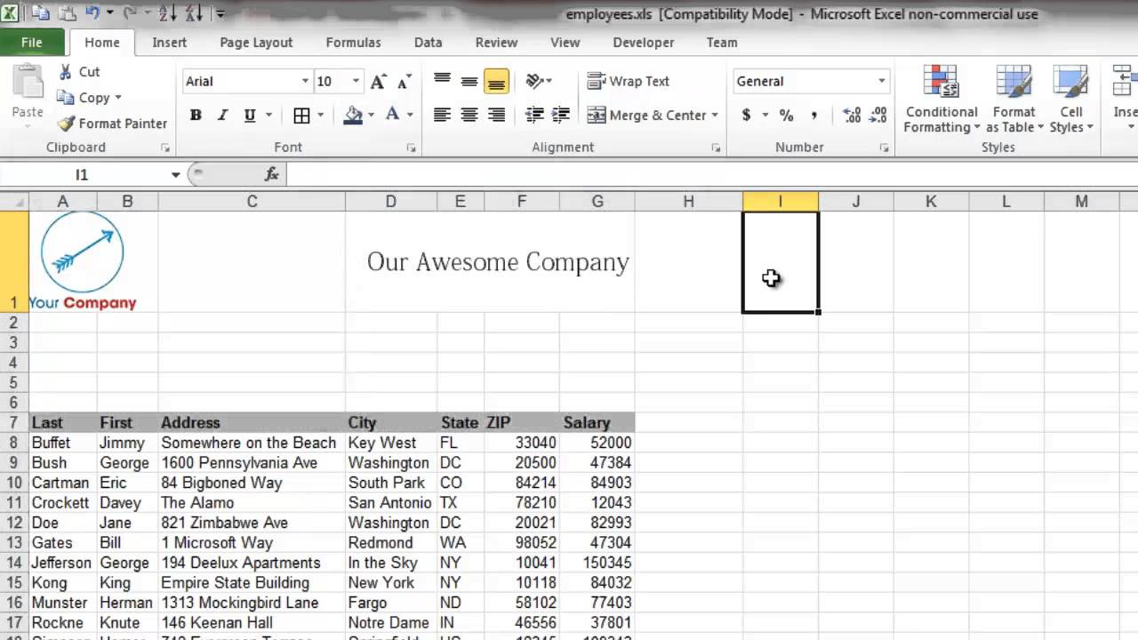 Example Of Sample Excel Spreadsheet For Sample Excel Spreadsheet Templates