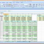 Examples of Business Budget Template Excel with Business Budget Template Excel Letter