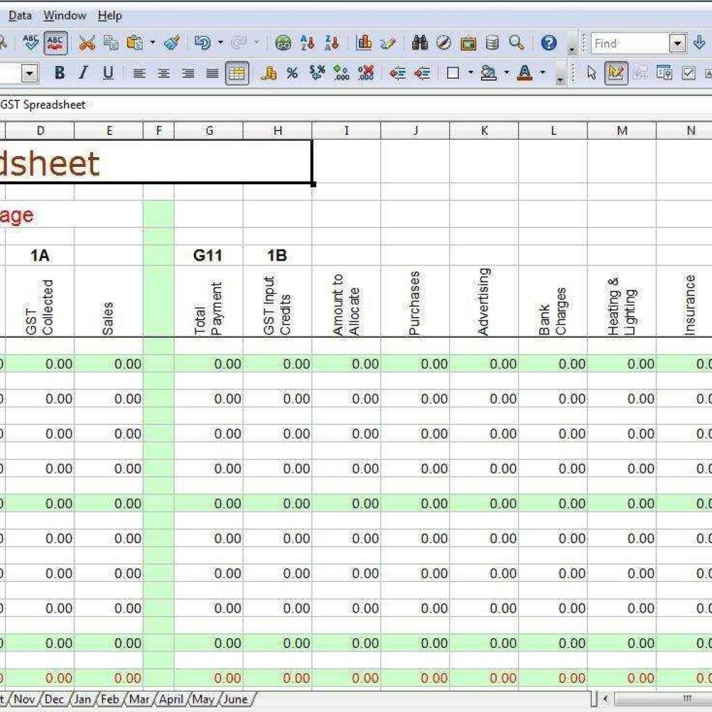Examples Of Excel Spreadsheet For Small Business Intended For Excel Spreadsheet For Small Business Download For Free