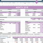 Examples Of Financial Planning Worksheet Excel And Financial Planning Worksheet Excel Format
