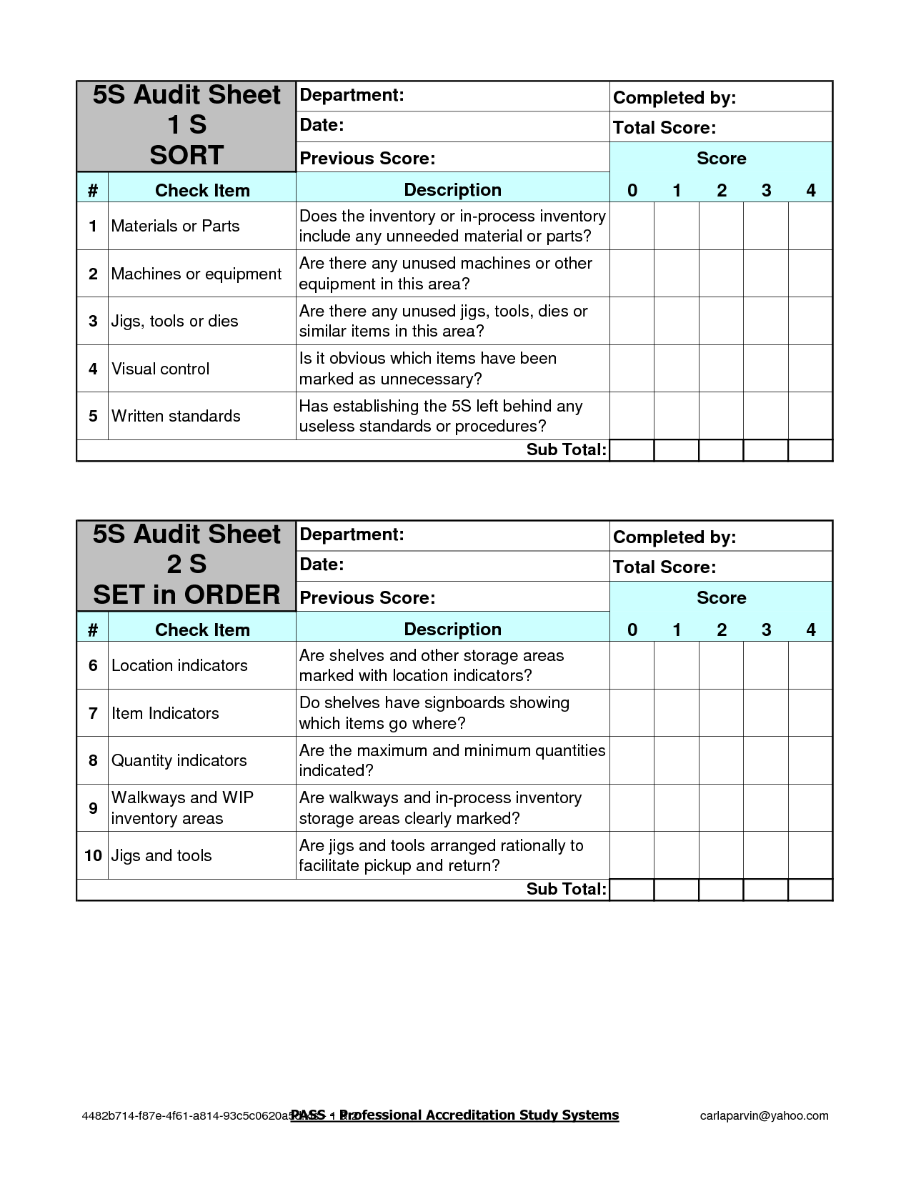 Examples Of Warehouse Cleaning Schedule Template Excel Within Warehouse Cleaning Schedule Template Excel Download