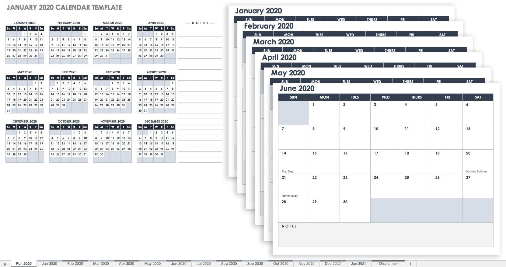 Free 2018 Monthly Calendar Template Excel Within 2018 Monthly Calendar Template Excel Examples