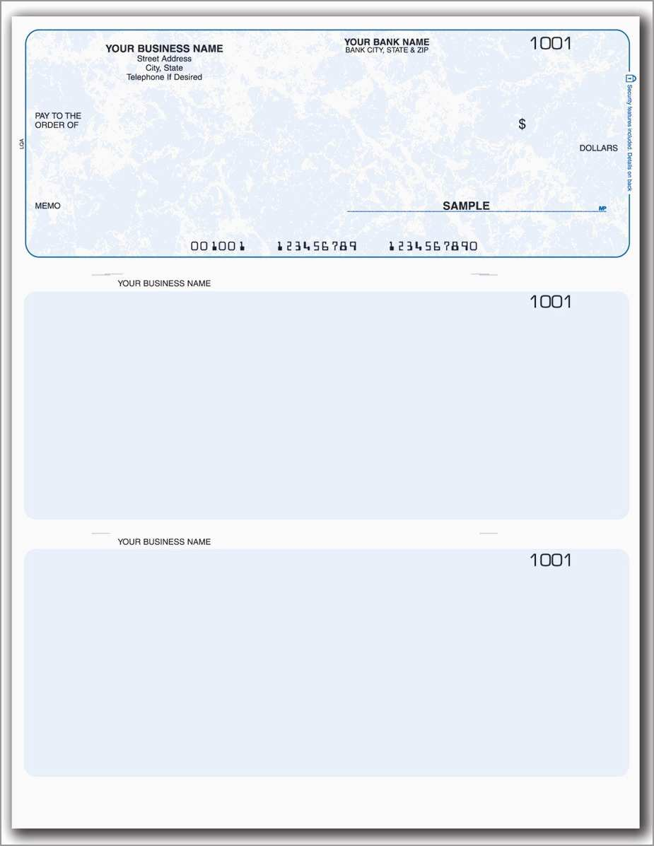 Free Blank Check Templates For Excel And Blank Check Templates For Excel Example