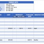 Free Excel Asset Inventory Template Intended For Excel Asset Inventory Template Xls