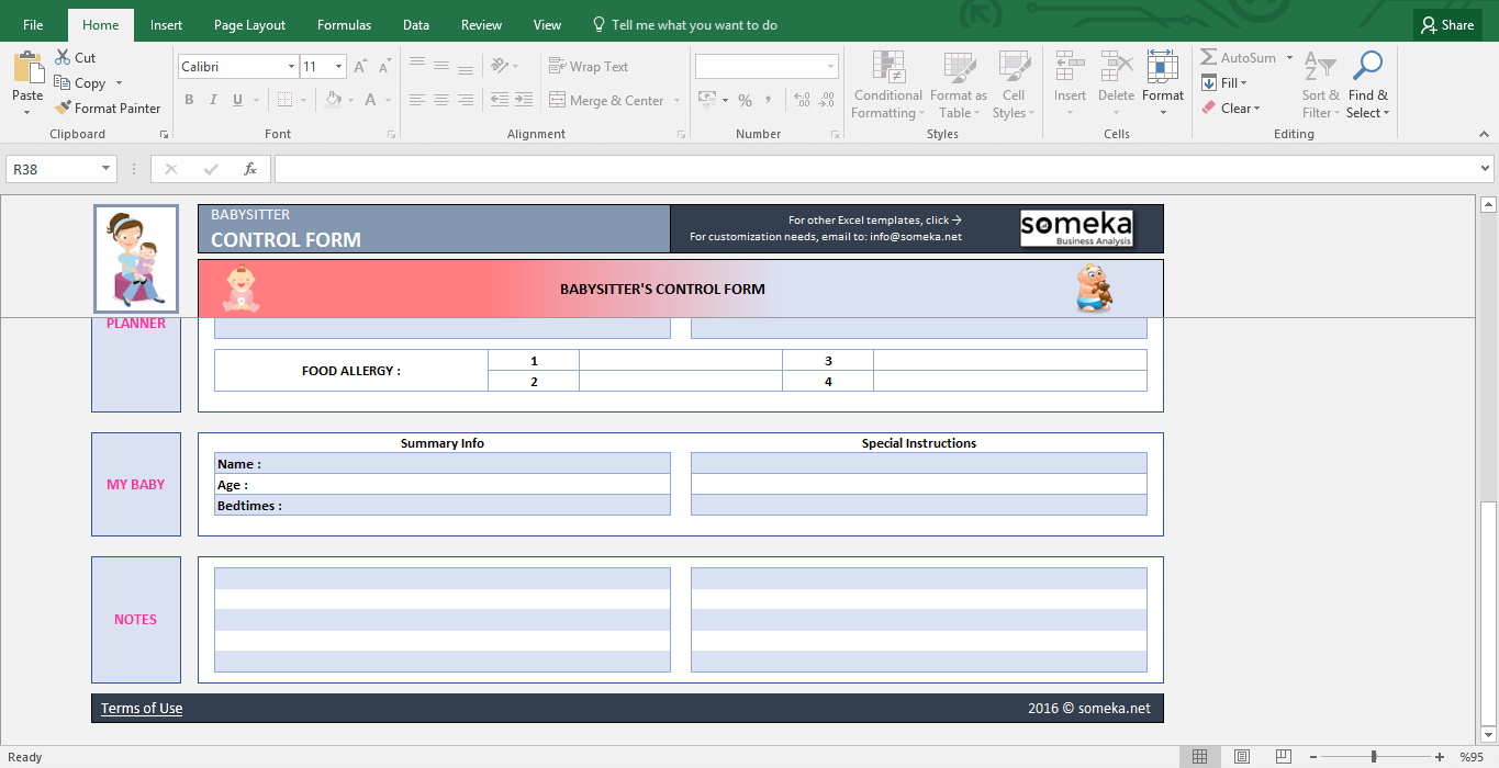 Free Excel Form Templates Within Excel Form Templates For Personal Use