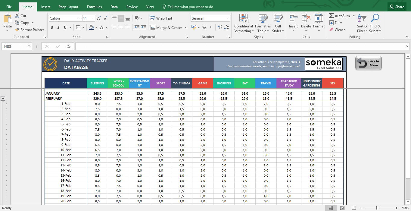 Free Excel Tracking Template And Excel Tracking Template Templates