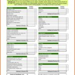 Free Household Budget Template Excel to Household Budget Template Excel Form