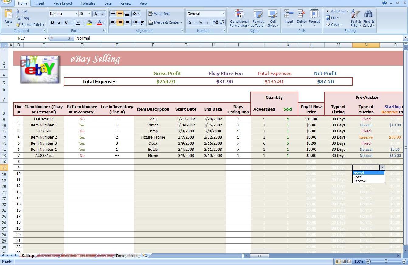 Letter Of Excel Spreadsheet For Ebay Sales Throughout Excel Spreadsheet For Ebay Sales For Google Spreadsheet