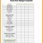 Letter Of Excel Templates For Nonprofit Organizations Throughout Excel Templates For Nonprofit Organizations In Workshhet