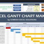 Letter of Gantt Chart Example Excel to Gantt Chart Example Excel Sample