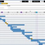 Letter of Gantt Chart In Excel 2010 Template and Gantt Chart In Excel 2010 Template Format