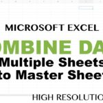 Letter Of Merge Excel Worksheets Into One Master Worksheet In Merge Excel Worksheets Into One Master Worksheet For Google Spreadsheet