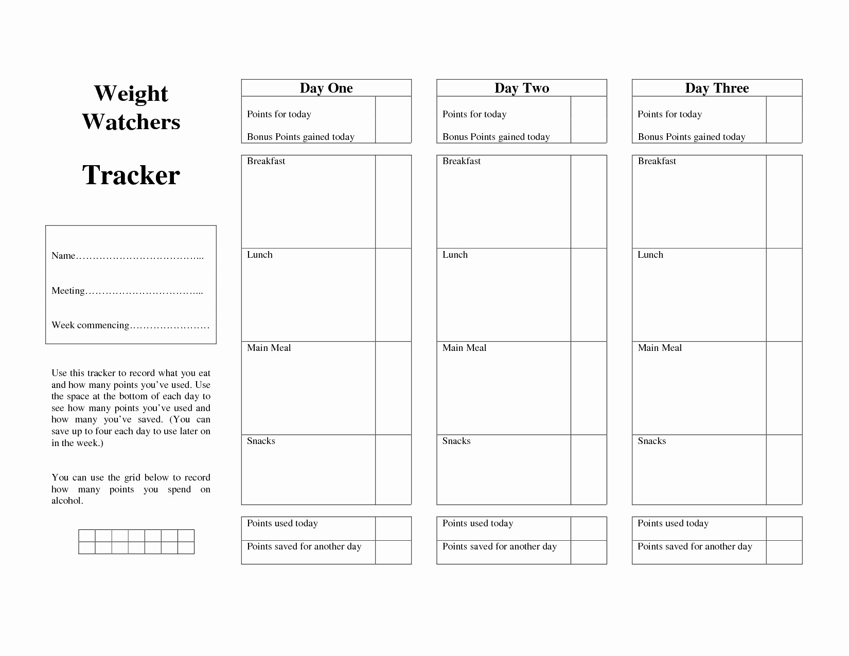 Letter Of Weight Watchers Points Spreadsheet Intended For Weight Watchers Points Spreadsheet Sheet