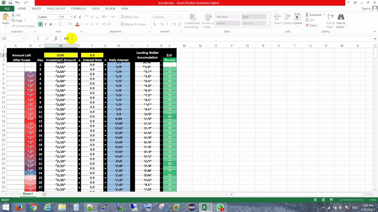Letters Of Bitconnect Excel Spreadsheet In Bitconnect Excel Spreadsheet Document